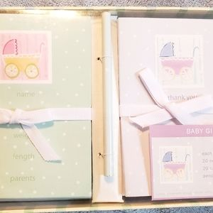 Other - BNIB BABY GIFT SET NOTE CARDS / ENVELOPE